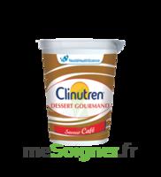 CLINUTREN DESSERT GOURMAND Nutriment café 4Cups/200g à SAINT-GERMAIN-DU-PUY