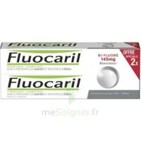 Fluocaril Bi-fluoré 145 Mg Pâte Dentifrice Blancheur 2*75ml à SAINT-GERMAIN-DU-PUY