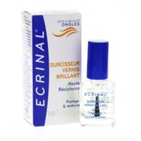 ECRINAL DURCISSEUR VERNIS BRILLANT, fl 10 ml à SAINT-GERMAIN-DU-PUY