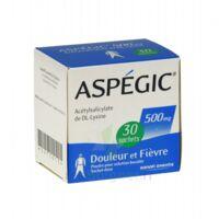 ASPEGIC 500 mg, poudre pour solution buvable en sachet-dose 30 à SAINT-GERMAIN-DU-PUY
