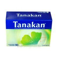 TANAKAN 40 mg, comprimé enrobé PVC/alu/90 à SAINT-GERMAIN-DU-PUY