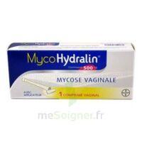 Mycohydralin 500 Mg, Comprimé Vaginal à SAINT-GERMAIN-DU-PUY