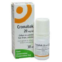 CROMABAK 20 mg/ml, collyre en solution à SAINT-GERMAIN-DU-PUY