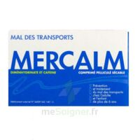 MERCALM, comprimé pelliculé sécable à SAINT-GERMAIN-DU-PUY