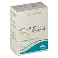 Mycoster 10 Mg/g Shampooing Fl/60ml à SAINT-GERMAIN-DU-PUY