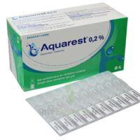 Aquarest 0,2 %, Gel Opthalmique En Récipient Unidose à SAINT-GERMAIN-DU-PUY