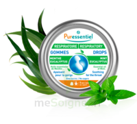 Puressentiel Respiratoire Gommes Menthe-eucalyptus Respiratoire - 45 G à SAINT-GERMAIN-DU-PUY