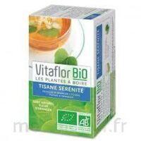 Vitaflor Bio Tisane Serenité à SAINT-GERMAIN-DU-PUY
