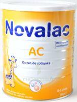 Novalac AC 1 Lait en poudre 800g à SAINT-GERMAIN-DU-PUY