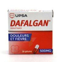 DAFALGAN 500 mg Gélules 2plq/8 (16) à SAINT-GERMAIN-DU-PUY