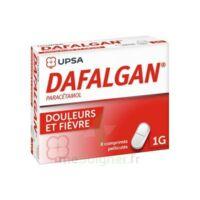 DAFALGAN 1000 mg Comprimés pelliculés Plq/8 à SAINT-GERMAIN-DU-PUY