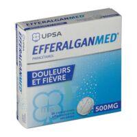 EFFERALGANMED 500 mg, comprimé effervescent sécable à SAINT-GERMAIN-DU-PUY