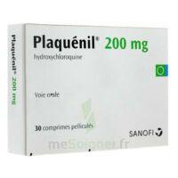 PLAQUENIL 200 mg, comprimé pelliculé à SAINT-GERMAIN-DU-PUY