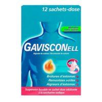 Gavisconell Suspension Buvable Sachet-dose Menthe Sans Sucre 12sach/10ml à SAINT-GERMAIN-DU-PUY