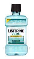 Listerine Zéro Bain bouche 250ml à SAINT-GERMAIN-DU-PUY