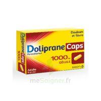 DOLIPRANECAPS 1000 mg Gélules Plq/8 à SAINT-GERMAIN-DU-PUY