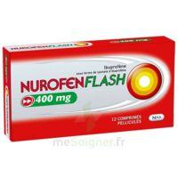 NUROFENFLASH 400 mg Comprimés pelliculés Plq/12 à SAINT-GERMAIN-DU-PUY