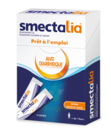 Smectalia 3 G Suspension Buvable En Sachet 12sach/10g à SAINT-GERMAIN-DU-PUY