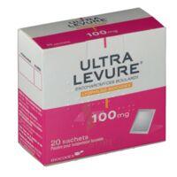 ULTRA-LEVURE 100 mg Poudre pour suspension buvable en sachet B/20 à SAINT-GERMAIN-DU-PUY