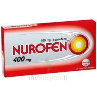 NUROFEN 400 mg Comprimés enrobés Plq/12 à SAINT-GERMAIN-DU-PUY