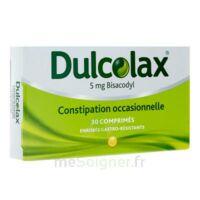 Dulcolax 5 Mg Comprimés Enrobés Gastro-résistants Plq/30 à SAINT-GERMAIN-DU-PUY