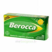 Berocca Comprimés effervescents sans sucre T/30 à SAINT-GERMAIN-DU-PUY