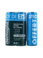 Dermophil Indien Protection Quotidienne Lèvres 4g lot de 3 à SAINT-GERMAIN-DU-PUY