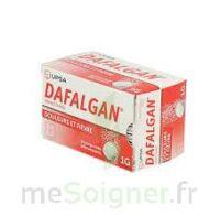 DAFALGAN 1000 mg Comprimés effervescents B/8 à SAINT-GERMAIN-DU-PUY