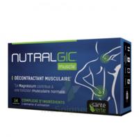 Nutralgic Muscle Comprimés Décontractant Musculaire B/14 à SAINT-GERMAIN-DU-PUY
