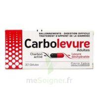 CARBOLEVURE Gélules adulte Plq/30 à SAINT-GERMAIN-DU-PUY