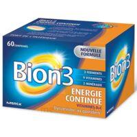 Bion 3 Energie Continue Comprimés B/60 à SAINT-GERMAIN-DU-PUY