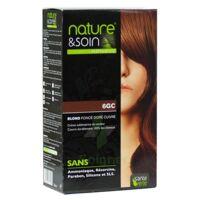 Nature & Soin Kit Coloration 6gc Blond Foncé Doré Cuivré à SAINT-GERMAIN-DU-PUY