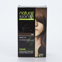 Nature & Soin Kit Coloration 7g Blond Doré à SAINT-GERMAIN-DU-PUY