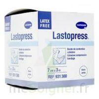 Lastopress® bande de compression cohésive 7 cm x 3 mètres - coloris blanc à SAINT-GERMAIN-DU-PUY