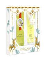 Roger & Gallet Coffret Eau Parfumée Bienfaisante Fleur d'Osmanthus 30 ml + Gel Douche Euphorisant 50 ml à SAINT-GERMAIN-DU-PUY