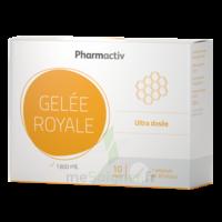Pharmactiv Gelée royale S buv 10 Ampoules/10ml à SAINT-GERMAIN-DU-PUY