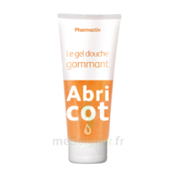 Pharmactiv Gel douche gommant abricot T/200ml à SAINT-GERMAIN-DU-PUY