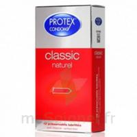 Protex Classic Naturel Préservatif avec réservoir B/6 à SAINT-GERMAIN-DU-PUY