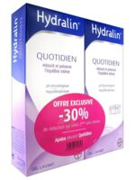Hydralin Quotidien Gel Lavant Usage Intime 2*200ml à SAINT-GERMAIN-DU-PUY
