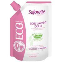 Saforelle Solution Soin Lavant Doux Eco-recharge/400ml à SAINT-GERMAIN-DU-PUY