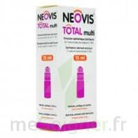 NEOVIS TOTAL MULTI S ophtalmique lubrifiante pour instillation oculaire Fl/15ml à SAINT-GERMAIN-DU-PUY