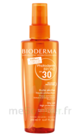 Photoderm Bronz Spf30 Huile Sèche Spray/200ml à SAINT-GERMAIN-DU-PUY