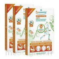 Puressentiel Articulations et Muscles Patch chauffant 14 huiles essentielles lot de 3 à SAINT-GERMAIN-DU-PUY