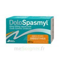 Dolospasmyl 60 Mg/300 Mg Caps Molle Plq Pvc/alu/40 à SAINT-GERMAIN-DU-PUY