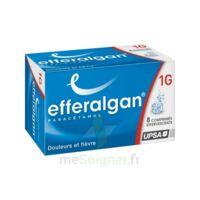 EFFERALGANMED 1 g Cpr eff T/8 à SAINT-GERMAIN-DU-PUY
