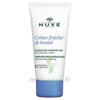 Crème Fraiche® De Beauté - Masque Hydratant 48h Et Anti-pollution50ml à SAINT-GERMAIN-DU-PUY