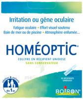 Boiron Homéoptic Collyre Unidose à SAINT-GERMAIN-DU-PUY