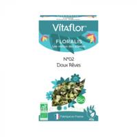 Vitaflor N°2 Doux Rêves Bio _ Floralis Plantes en vrac composées _ 40g à SAINT-GERMAIN-DU-PUY