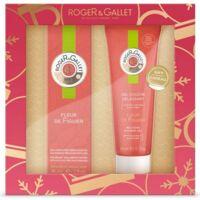 Roger & Gallet Fleur de Figuier Eau fraiche + Gel douche Coffret 2020 à SAINT-GERMAIN-DU-PUY