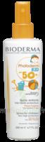 Bioderma Photoderm Kid Spf50+ Spray Fl/200ml à SAINT-GERMAIN-DU-PUY